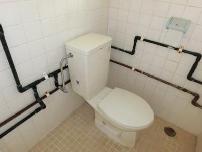 【トイレ】下地アパート
