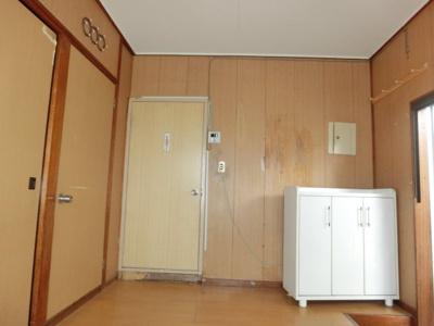 【内装】下地アパート