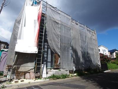 【外観】保土ヶ谷区上星川2丁目 新築戸建て【成約】
