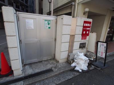 【その他共用部分】パークノヴァ横浜参番館