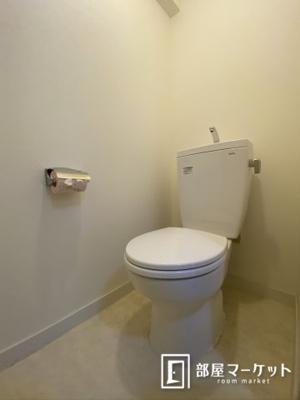 【トイレ】パープルマンション
