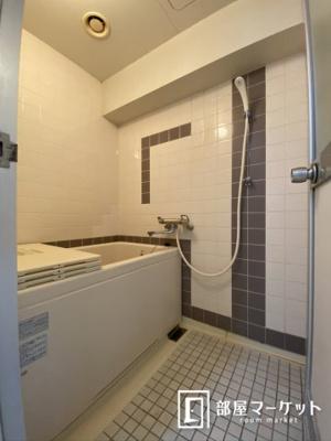 【浴室】パープルマンション