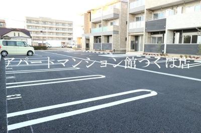 【駐車場】ベルフルーフⅡ
