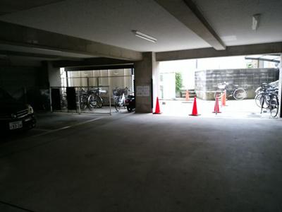 【駐車場】サンパレス21姫路