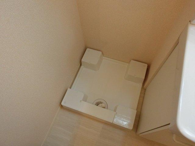 D-room河内国分 室内洗濯機置き場