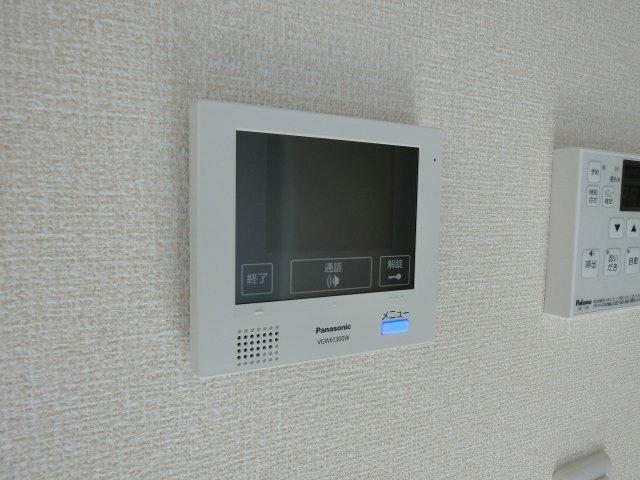 D-room河内国分 TVドアホン