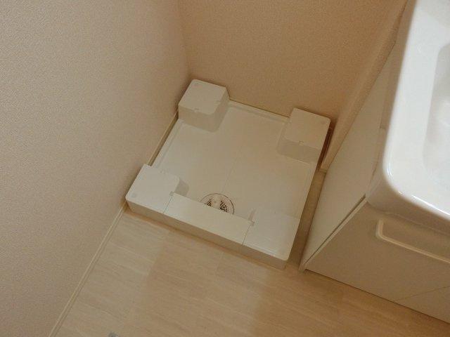 D-room河内国分 室内洗濯機置場