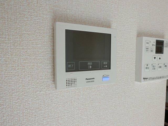 D-room河内国分 TVモニターホン