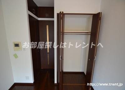 【収納】パレステュディオ渋谷本町