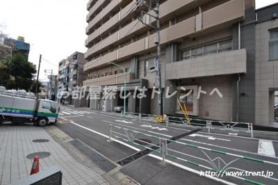 【外観】パレステュディオ渋谷本町