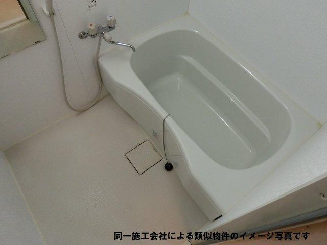 河内国分駅 1K 浴室(追い焚き)