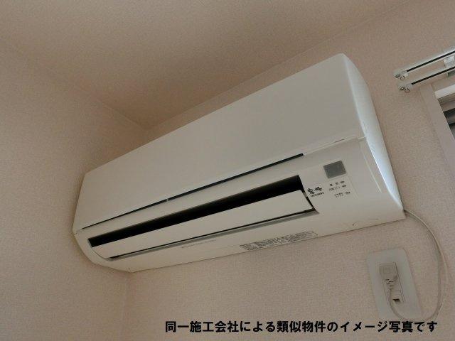 河内国分駅 1K エアコン
