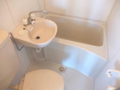 【浴室】ニューライフ上石神井
