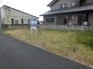 【外観】龍蔵寺町土地