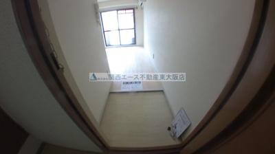 【玄関】サンフォレスト布施