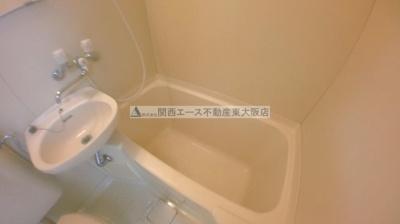 【浴室】サンフォレスト布施