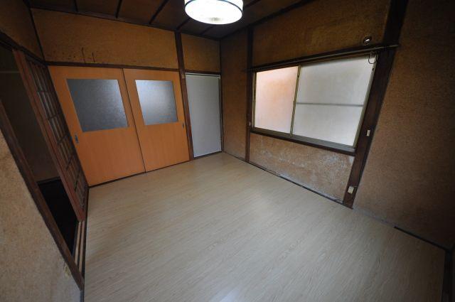 【居間・リビング】南本庄貸家