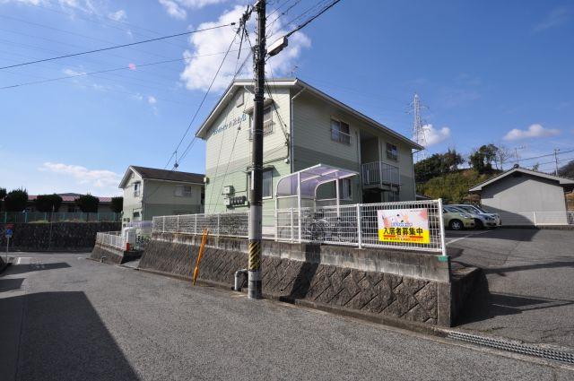 【外観】シティハイツ久松台 B