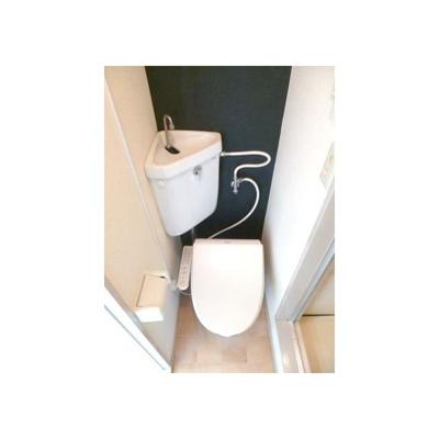 コーポフジのトイレ