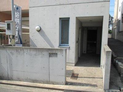 【玄関】東粉浜3丁目戸建