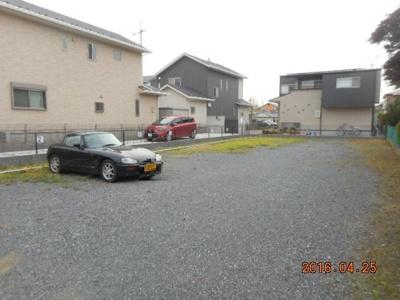 【外観】割山駐車場