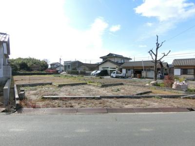 【外観】土地 玉島勇崎_南側