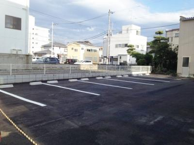 【外観】西島町3丁目塚越駐車場