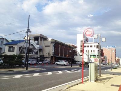 【周辺】西島町3丁目塚越駐車場