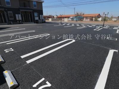 【駐車場】ヴィスタ ブライトA