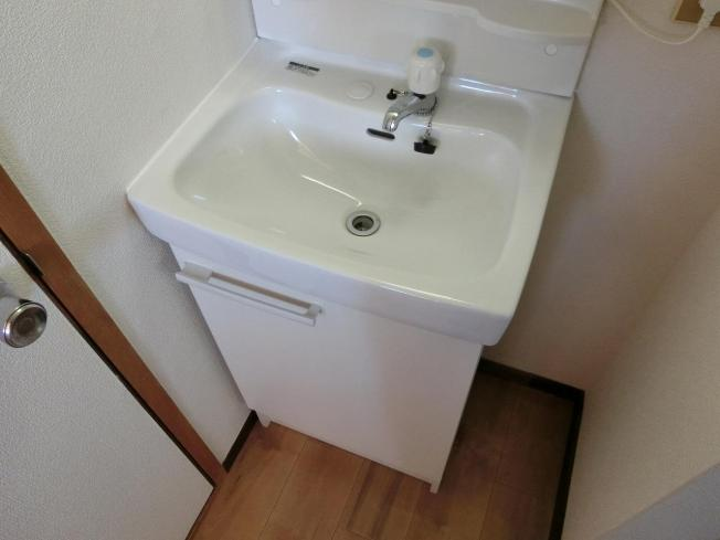 アサダグランドハイツ 独立洗面所