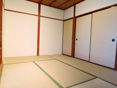 【寝室】久保ハウス