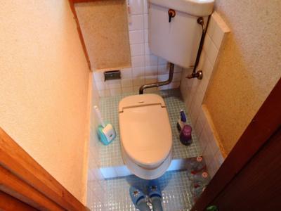 【トイレ】久保ハウス