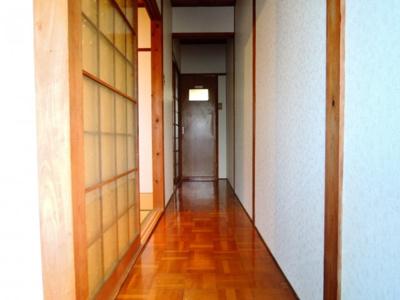 【玄関】久保ハウス