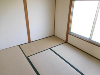 【寝室】清雄ハイツ
