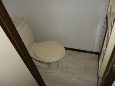 【トイレ】ハウス藤