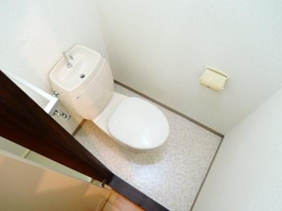 【トイレ】メゾン東陽