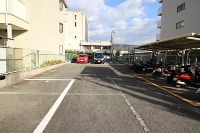 【駐車場】アンド・ユー植田
