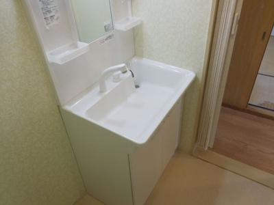 【洗面所】桜代マンション