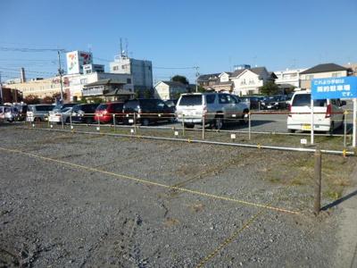 【展望】上柴町東5丁目駐車場