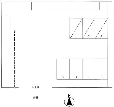 【駐車場】No.228駐車場