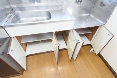 【キッチン】橘荘