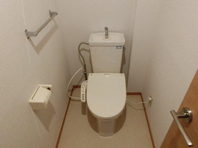K'sハウス トイレ