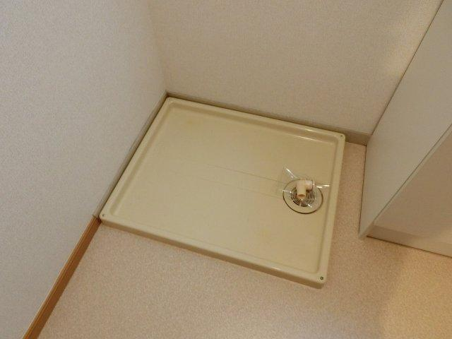 K'sハウス 室内洗濯機置き場