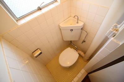 【トイレ】酒井マンション