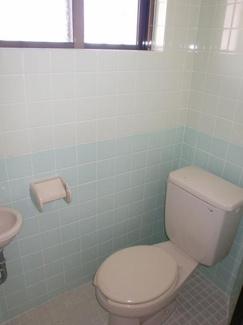 【トイレ】あけぼのマンション