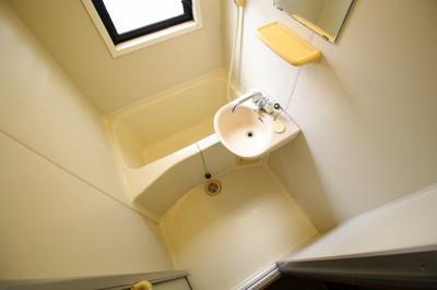【浴室】平山マンション