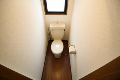 【トイレ】平山マンション