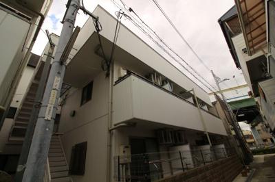 【外観】ラヴィエゼ神戸 B棟