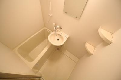 【浴室】ラヴィエゼ神戸 B棟