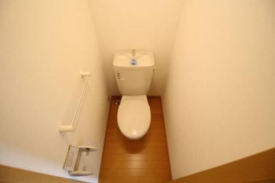 【トイレ】ラヴィエゼ神戸 B棟